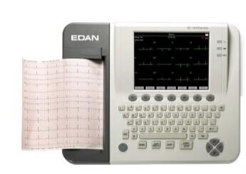 SE-1200 Express数字式十二道心电图机