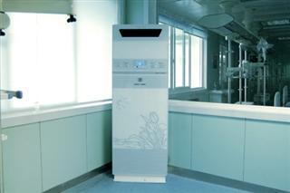 YKX/G-120-平板式亚博体育网页版登录空气消毒机-动态(立式)